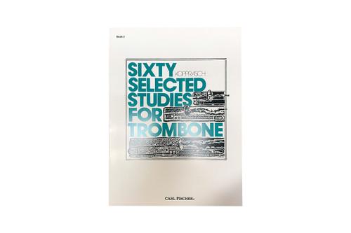Sixty Selected Studies for Trombone Book 1 - Kopprasch