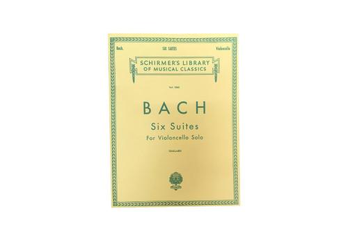 Six Suites - Bach