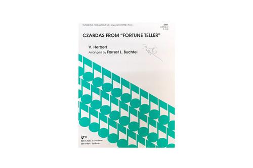 """Czars From """"Fortune Teller"""" - V. Herbert & Forrest L. Buchtel"""