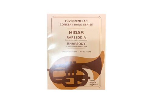 Rhapsody for Bass Trombone - Hidas