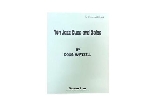 Ten Jazz Duos and Solos - Doug Hartzell