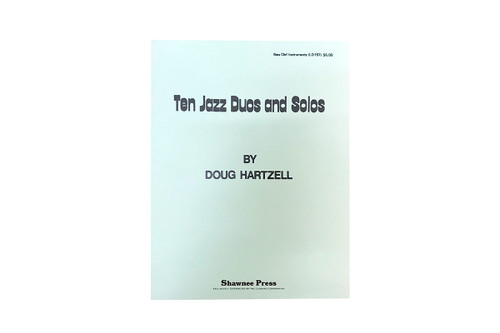Ten Jazz Duos and Solos - Doug Hartzell