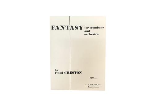 Fantasy for Trombone & Orchestra - Paul Creston