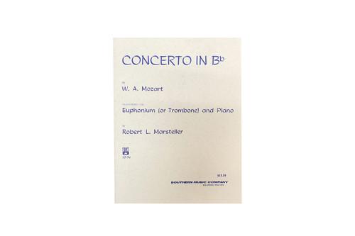 Concerto in Bb - W. A. Mozart
