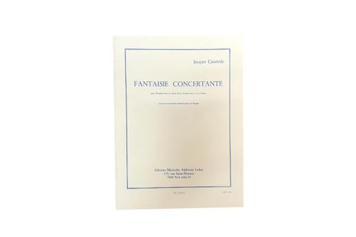 Fantaisie Concertante - Jacques Casterede