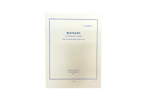 Ballade - E. Bozza
