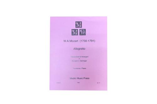 Allegretto - W. A. Mozart