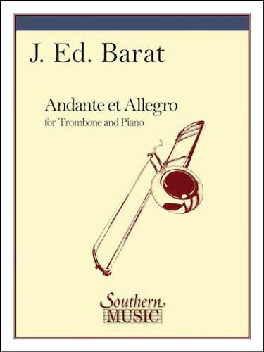 Andante et Allegro - J. Ed. Barat
