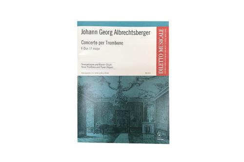 Concerto per Trombone - Johann Georg Albrechtsberger