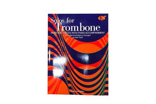Solos for Trombone - Alan Raph
