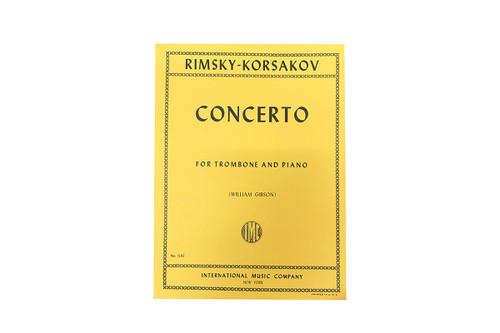 Concerto for Trombone & Piano - Rimsky-Korsakov