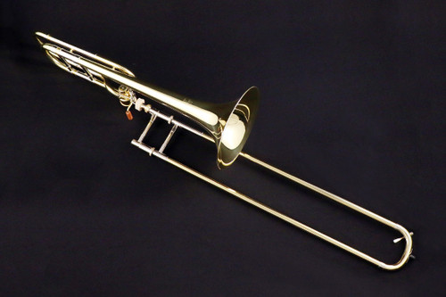 Bach 42BO Stradivarius Large Bore Tenor Trombone
