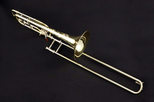 S.E. Shires Custom Large Bore Tenor Trombone (TBSCA) (TBSCA)