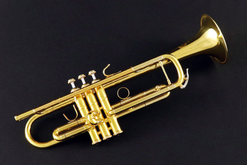 B&S MBX-GL Challenger II Series Christian Martinez Bb Trumpet - Demo Price