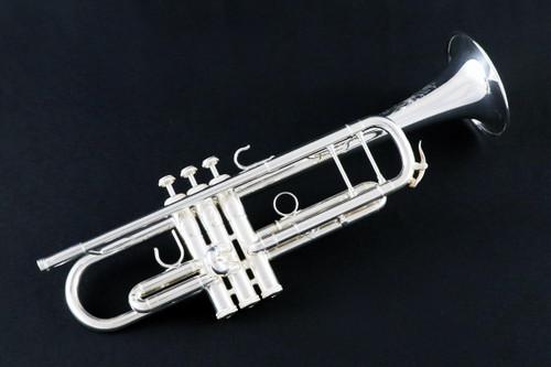 S.E. Shires Model A Bb Trumpet