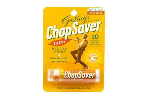Chopsaver Lip Balm with Sunblock (CSGOLD)
