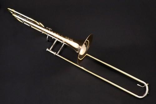S.E. Shires Q Series TBQ30GA Large Bore Tenor Trombone (TBQ30GA)