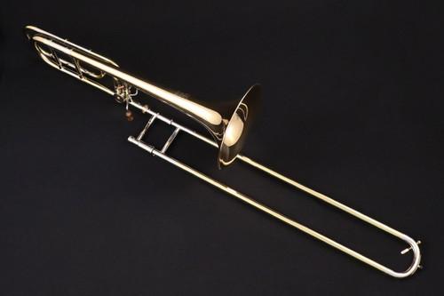 Getzen Custom Reserve 4147IB Large Bore Tenor Trombone (4147IB)