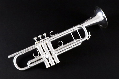 S.E. Shires Model AZ Bb Trumpet
