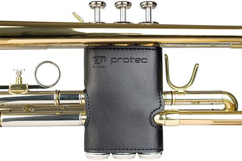 Protec L226 Leather Trumpet Valve Guard