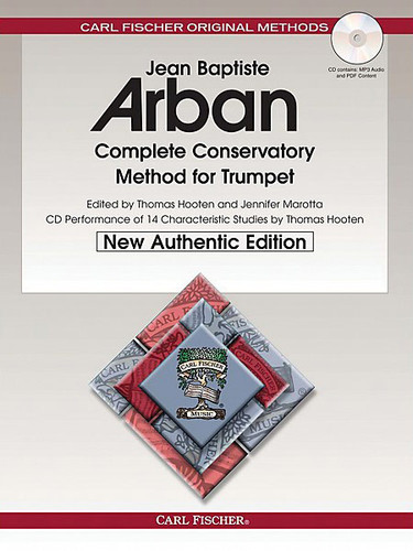 Complete Conservatory Method for Trumpet - Arban