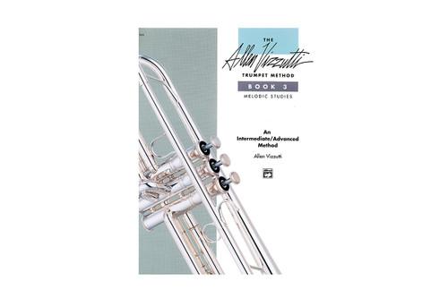 Trumpet Method Book 3 - Vizzutti