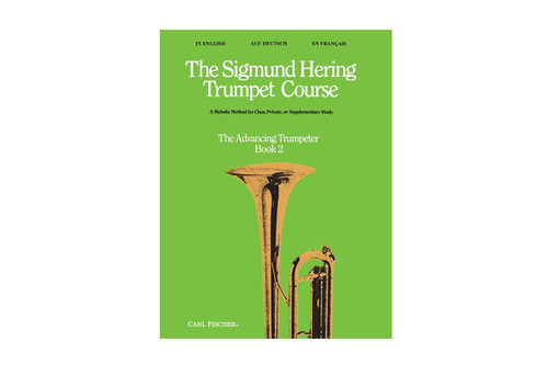 The Sigmund Hering Trumpet Course Book 2 - Hering