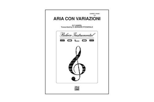 Aria Con Variazioni - Handel