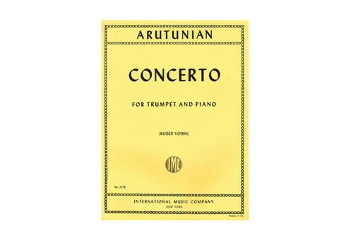 Concerto for Trumpet and Piano - Arutunian