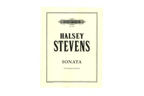 Sonata for Trumpet & Piano - Stevens