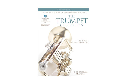 The Trumpet Collection: Intermediate - Schirmer