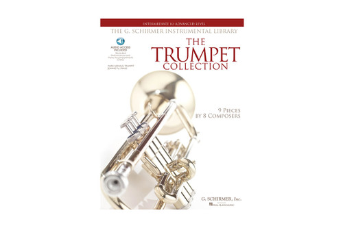 The Trumpet Collection: Intermediate to Advanced - Schirmer