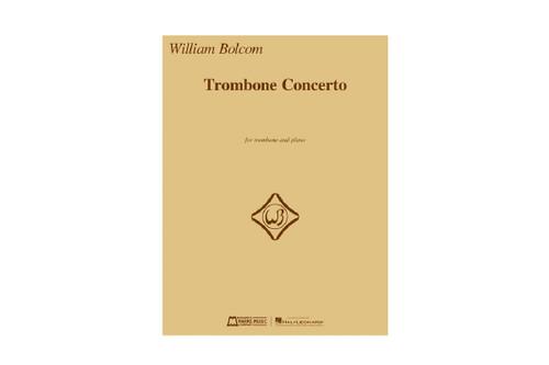 Trombone Concerto – Bolcom