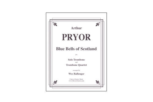 Solos for Trombone – Pryor