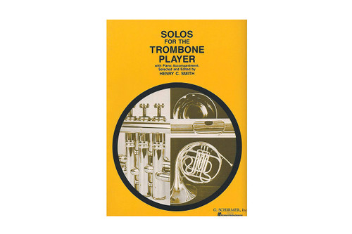 Solos for the Trombone Player – Smith