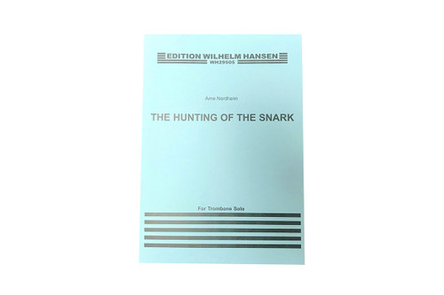 The Hunting of the Snark for Trombone Solo - Nordheim