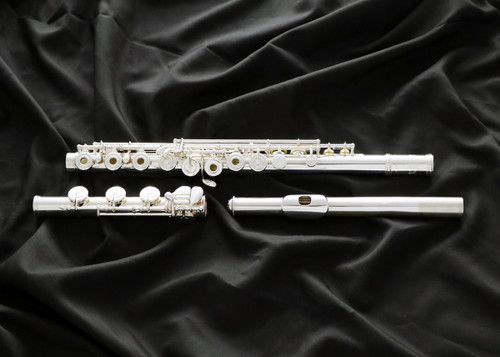 Haynes Q4-Silver Flute (Haynes-Q4)