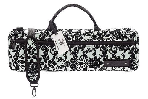 Beaumont B-Foot Flute Carry Case – Mint Lace