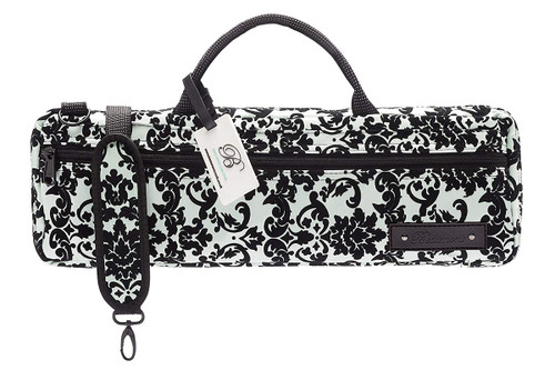 Beaumont B-Foot Flute Carry Case – Mint Lace