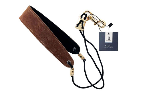 Lake City Saxophone Neck Strap