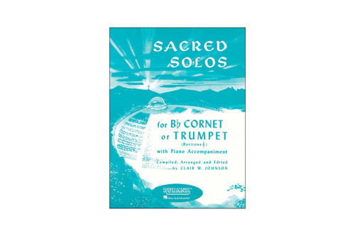 Sacred Solos for Bb Cornet or Trumpet – Johnson