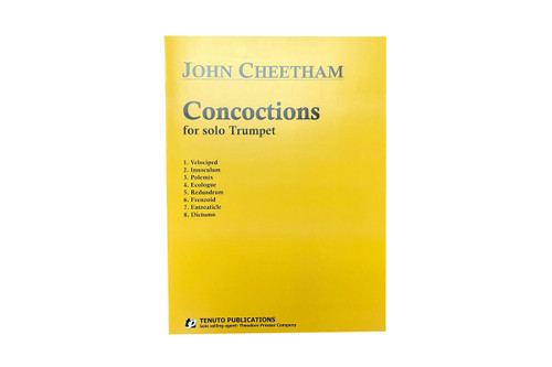 Concoctions for Solo Trumpet - Cheetham