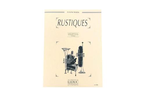 Rustiques - Bozza