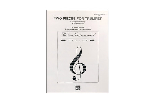 Two Pieces for Trumpet - Purcell