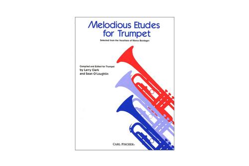 Melodious Etudes for Trumpet - Clark & O'Loughlin