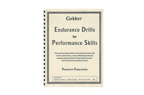 Endurance Drills for Performance Skills - Gekker