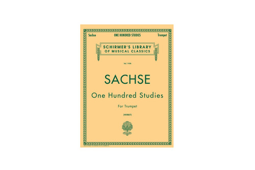 One Hundred Studies for Trumpet - Sachse