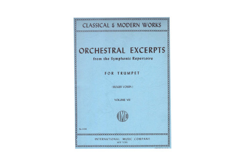 Orchestral Excerpts Vol. 7 - Voisin