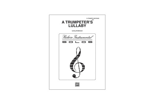 Trumpeter's Lullaby - Anderson