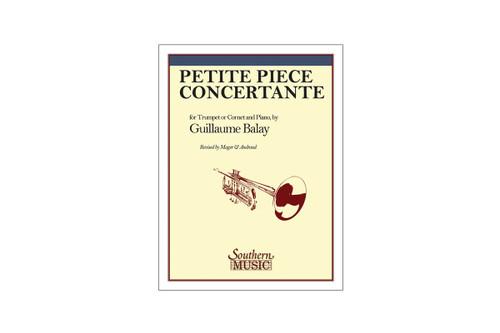 Petite Piece Concertante - Balay